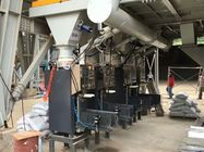 CE Passed Valve Bag Packer Automatic Bagging Equipment In Construction Field