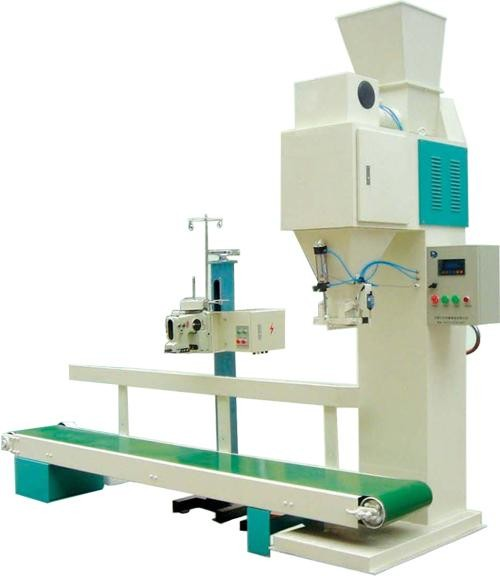 Automatic Powder Packing Machine , Pneumatic Bag Packaging Equipment